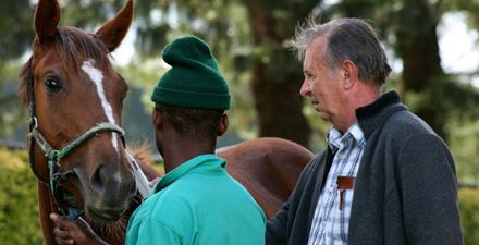 Tobie Spies New Breeding Stud Manager at Favourstud