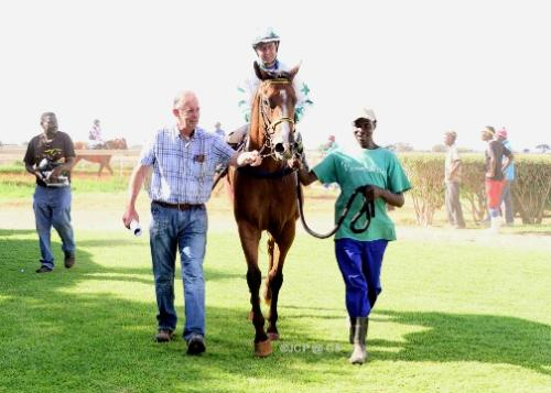 Favour stud wins again Top Thoroughbreds