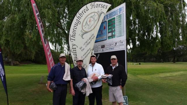 Favourstud supports the local Golf day