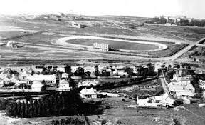 Cape Town Race course during Boer War