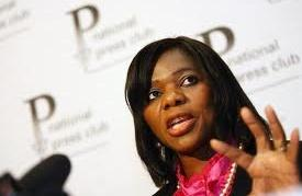 Thuli Madonsela Public Protector South Africa 2014